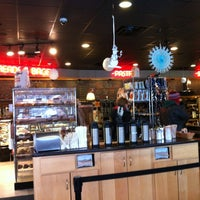 Photo taken at Ithaca Bakery by Brian G. on 12/27/2012