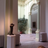 Photo taken at Musée des Beaux-Arts Jules Chéret by Chipizubova O. on 5/22/2014