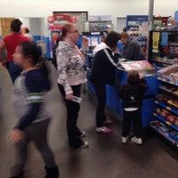 Photo taken at Walmart Supercenter by Nicholas W. on 10/19/2013