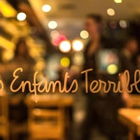 Photo taken at Les Enfants Terribles Brasserie by Les Enfants Terribles Brasserie on 5/28/2016