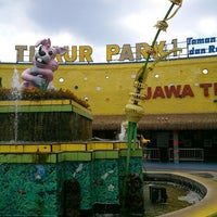 Photo taken at Jawa Timur Park 1 by Arief P. on 10/26/2012