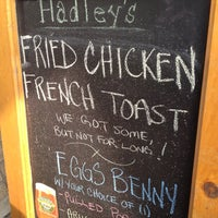 Photo taken at Hadley's by Sean R. on 11/17/2012