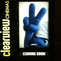 Photo taken at Bow Tie Cinemas Hoboken by Philip M. on 10/3/2012