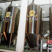 Photo taken at Eden Beer by Edson S. on 9/19/2012