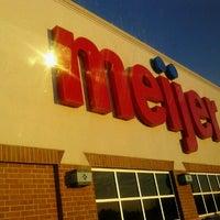 Photo taken at Meijer by Daniel L. on 11/18/2012