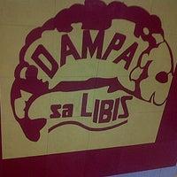 Photo taken at Dampa Sa Libis by Je S. on 4/3/2013