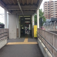 Photo taken at Otogawa Station (NH12) by Entotuya I. on 6/21/2014