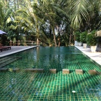 Photo taken at Haadson Resort Phang Nga by Michel G. on 1/29/2014