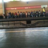 Photo taken at Terminal Integrado Barro by Renan C. on 10/10/2012
