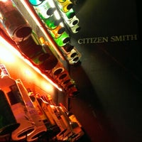 Photo taken at Citizen Smith by Ahmed A. on 10/5/2012