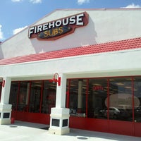 Photo taken at Firehouse Subs by Gus)N(Sue on 10/1/2013