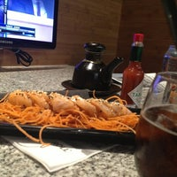 Photo taken at Sushi Roll by Gabriela A. on 12/31/2012