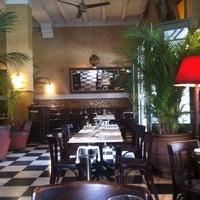 Photo taken at Grand Café de la Poste by עליא i. on 5/15/2013