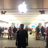 Photo taken at Apple Store, SouthGate by Tom D. on 12/15/2012