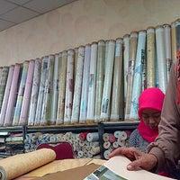 Photo taken at Sumber Papera Mas Wallpaper Fatmawati by Lenny Y. on 11/6/2012