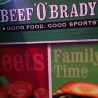 Photo taken at Beef 'O' Brady's by Mike W. on 11/6/2012