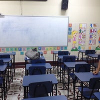 Photo taken at Colégio Santa Dorotéia by Darllyng R. on 2/10/2014