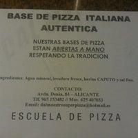 Photo taken at Restaurante Italiano El Maestro by Gente d. on 10/7/2012