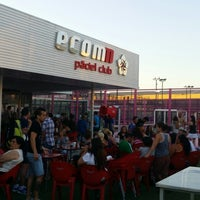 Photo taken at Ecommpadel by Gente d. on 6/28/2014
