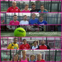 Photo taken at Ecommpadel by Gente d. on 9/21/2014