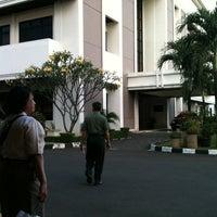 Photo taken at Pondok Labu by Marah A. on 6/4/2013