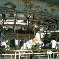 Photo taken at The Carousel @ Carousel Center by Joshua H. on 2/10/2013