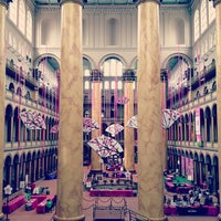 Photo taken at National Building Museum by Angelica on 3/24/2013