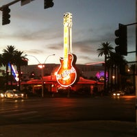 Photo taken at Hard Rock Hotel Las Vegas by Andrea A. on 9/30/2013
