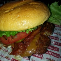 Photo taken at Smashburger by Dee D. on 6/14/2013