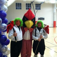 Photo taken at Illinois State Rec Center by Reggie R. on 11/10/2012