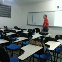 Photo taken at Faculdade Ateneu - Sede Messejana by Adriano N. on 10/5/2012