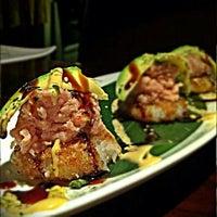 Photo taken at Jizake Sushi by Mona S. on 11/29/2012
