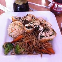 Photo taken at Sushi Tai by Karen V. on 11/16/2013