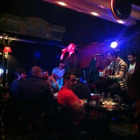 Photo taken at Zift Cafe Bar by Samet S. on 10/15/2013