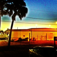 Photo taken at Skatepark Of Tampa by Alex on 11/23/2012