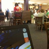 Photo taken at Cate Center Restaurants by Trevor B. on 10/15/2012