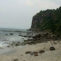 Photo taken at Marine Base Ternate Beach Resort by Jae-Ar B. on 12/19/2013