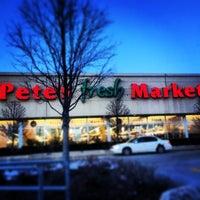 Photo taken at Pete's Fresh Market by Raemond L. on 2/23/2014