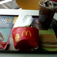 Photo taken at McDonald's by Jessaline D. on 10/10/2012