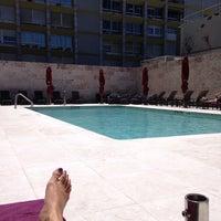 Photo taken at Sheraton Lisboa Hotel & Spa by Daisy on 7/7/2014