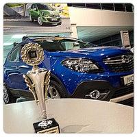 Photo taken at Автосалон Флагман (Opel, Chevrolet) by 🎀Vittoria P🎀 on 2/21/2013