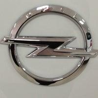 Photo taken at Автосалон Флагман (Opel, Chevrolet) by 🎀Vittoria P🎀 on 11/5/2012