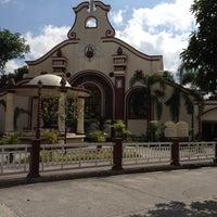 Photo taken at Monasterio De Santa Clara by Ronald C. on 12/20/2012