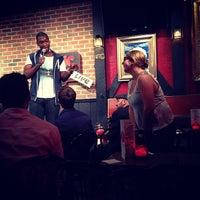 Photo taken at comic strip live by Amanda K. on 5/22/2013