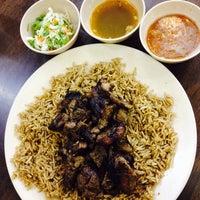 Photo taken at Arabian Kitchen by Wafi R. on 4/7/2016