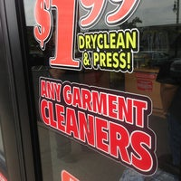 Photo taken at $1.99 Any Garment Cleaners by Dr L. on 6/3/2013