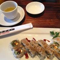 Photo taken at Kumori Sushi by Sarah A. on 9/23/2012
