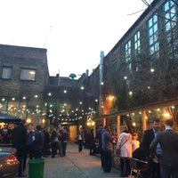 Photo taken at Strongroom Bar by Oriane d. on 3/28/2015