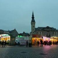 Photo taken at Grote Markt by Eldar G. on 11/17/2012