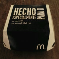 Photo taken at McDonald's by Nahuel P. on 9/28/2012